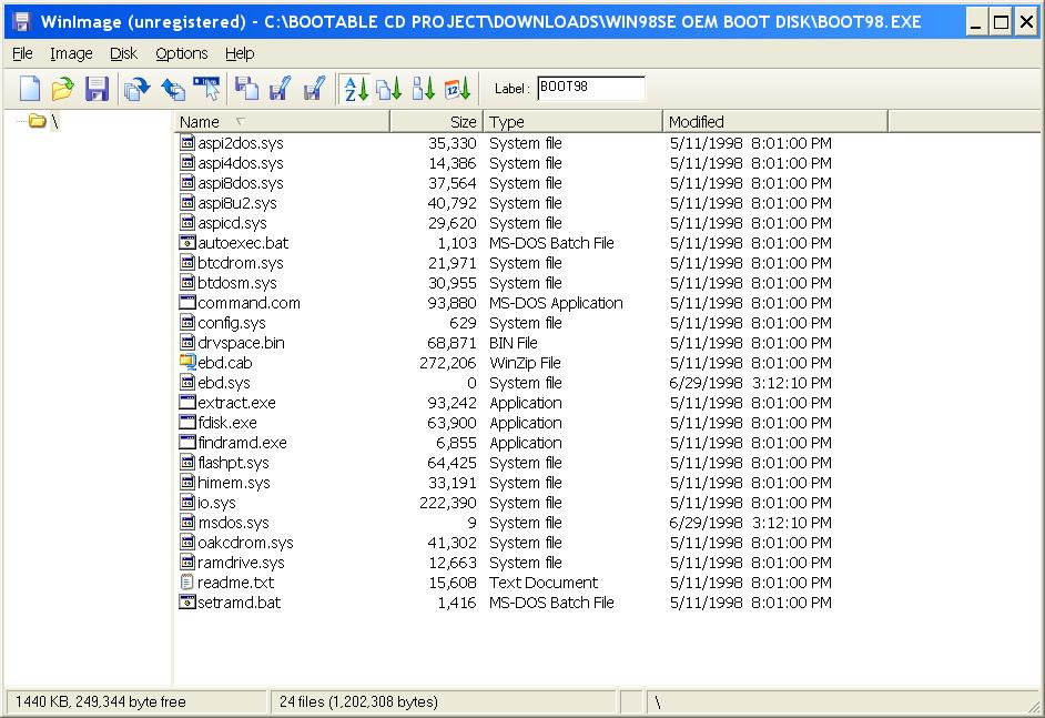 Guide to Creating Bootable CD/DVD's without A:\ Floppy Drive